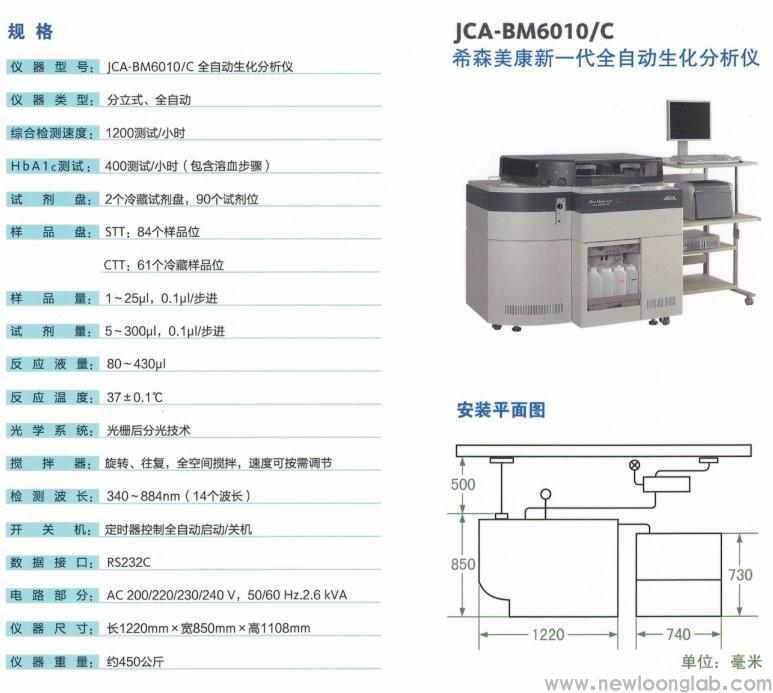 JCA-BM6010/C(图1)